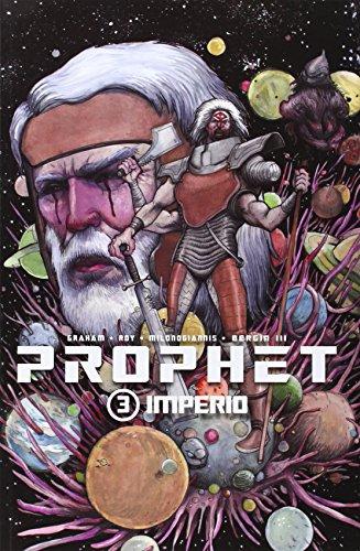Prophet vol. 3: Imperio