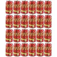 330ml Vanilla Coca-Cola (Paquete de 24 x 330 ml)