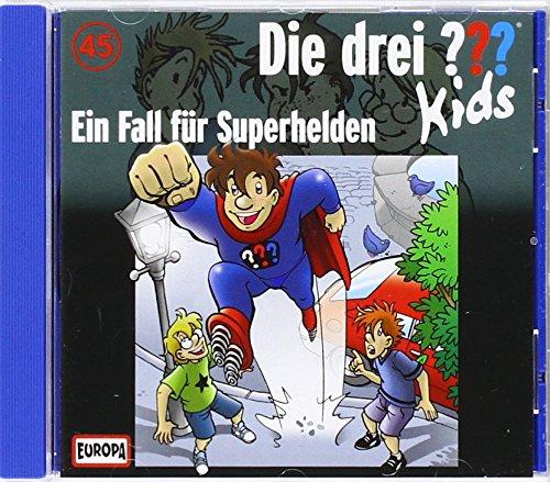 Die drei ??? Kids 45. Ein Fall für Superhelden (drei Fragezeichen)