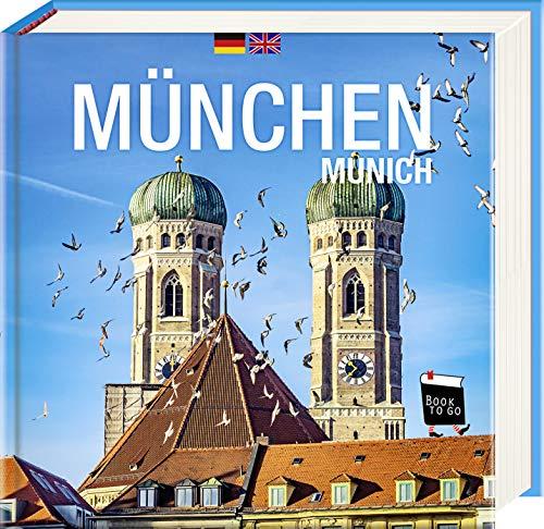 München/Munich – Book To Go: Der Bildband für die Hosentasche