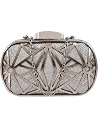Brazeal Studio Collection Women's Fashion Evening Handbag Party Clutch Purse - B073Y5PB3P