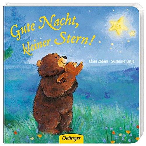 Gute Nacht, kleiner Stern!
