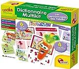 Lisciani Spiele educatifs–fr61068–Carotina Wörterbuch Kit die Figuren der Fabeln