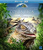 World Natural Heritage - Costa Rica 3D (Blu-Ray 3D + Blu-Ray) [Import anglais]