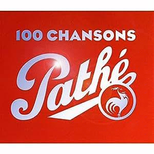 100 Chansons Pathe (coffret 5 CD)