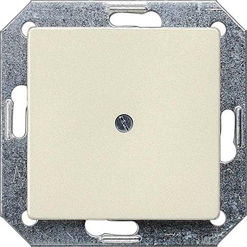 BJC Delta i-sys weiß–Blinde Platte 55x 55mm weiß elektrischen Delta System Blinds 55 Mm