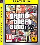 Grand Theft Auto IV - Platinum Edition