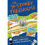 The 91-Storey Treehouse (The Treehouse Books)