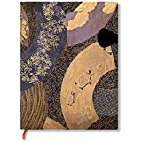 Paperblanks Japanese Lacquer Boxes Ougi Ultra Notebook with Lined Pages preiswert