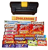 Chocolate Hamper / Gift Box. The Chocolate Toolbox.25 x...