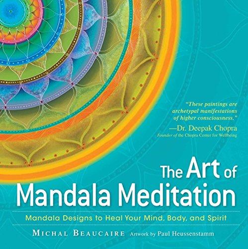 The Art of Mandala Meditation: Mandala Designs to Heal Your Mind, Body, and Spirit thumbnail