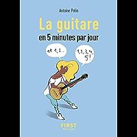 Petit livre de - La guitare en 5 minutes par jour