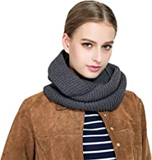 MOSE Solid Woolen Casual Winter Warm Collar Tassel Shawl Soft Neck Scarf