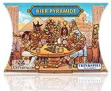 Katertag Bier Pyramide - Das Legendäre Trinkspiel - lustiges Partyspiel für Erwachsene - Karten-Spiel - Geburstags-Geschenk Party Silvester