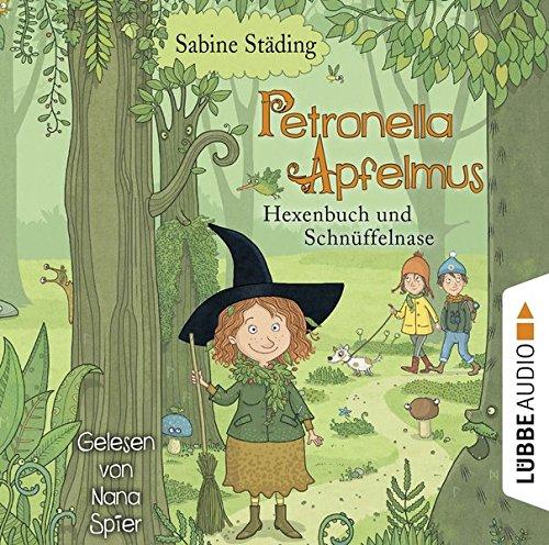 Petronella Apfelmus: Hexenbuch und Schnüffelnase. Teil 5. (Hörbücher Buchhandlung, Kindle)