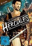 Die grosse Hercules Edition (6 Abenteuer-Filme im 2 Disc Set)