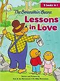 B BEARS LESSONS IN LOVE (Berenstain Bears/Living Lights)
