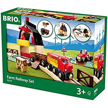 BRIO World  - 33719 - CIRCUIT DE LA FERME