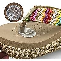 TININNA 3 Paar Silikon weiche Flip Gel Kissen für Sandale Flip-Flop mit Gel Zehenschutz Kissen Thong Protektoren... preisvergleich bei billige-tabletten.eu