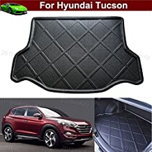 1Pcs Car Boot Mat Tray Boot Liner Rear Trunk Cargo Floor Carpet Custom Fit