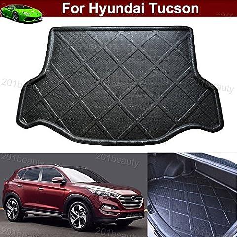 1pcs Car Boot Mat Boot Tray Boot Liner Rear Trunk Cargo Liner Cargo Mat Cargo Tray Floor Mat Carpet Custom Fit For Hyundai Tucson 2015 2016 2017
