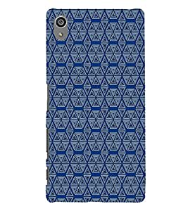 Colourful Pattern 3D Hard Polycarbonate Designer Back Case Cover for Sony Xperia Z5 Premium (5.5 Inches) :: Sony Xperia Z5 Premium Dual