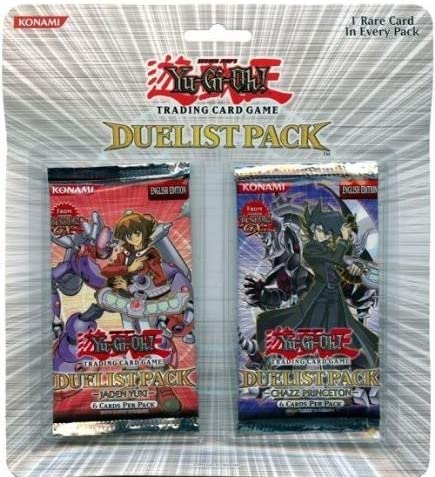 Duelist Jaden Yuki and Chazz Princeton Booster Combo Booster Princeton Packs [Toy] a7161d