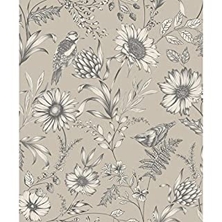 Arthouse 676000 Wallpaper/Wallcoverings, Natural, One Size