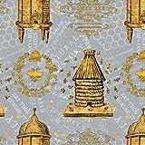 Wilmington (Beehive Stoff–Bienenkorb Bienen