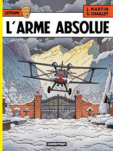 Lefranc (Tome 8) - L'Arme absolue PDF Books