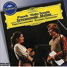 Franck : Sonate pour violon - Szymanowski : Mythes