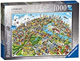 Ravensburger London Looking East Puzzle 1000 Teile