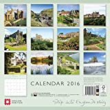Image de English Heritage wall calendar 2016 (Art calendar)