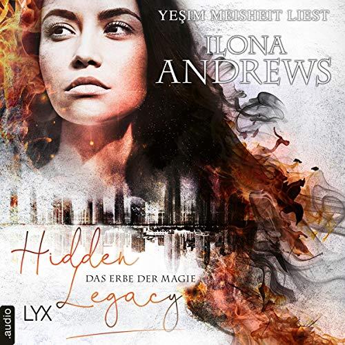 Hidden Legacy - Das Erbe der Magie: Nevada-Baylor-Serie 1 Hidden Audio