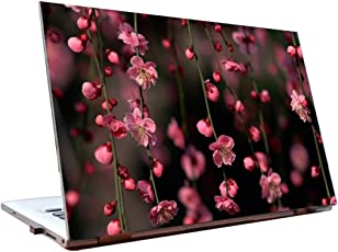 Tamatina Laptop Skins 14 inch - Gorgeous - Pink - Flowers - Nature - Hd Quality - Dell-Lenovo-Hp-Acer