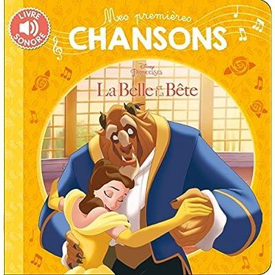 Disney - La Belle et La Bête - Mes premières chansons