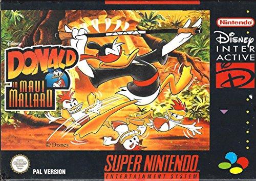Disney's Donald Duck in Maui Mallard SNES