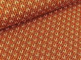 Albstoffe Hamburger Liebe Check Point Big Knit Stitches
