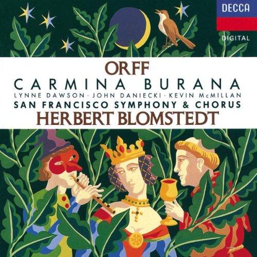 Orff-Carmina Burana-Blomstedt