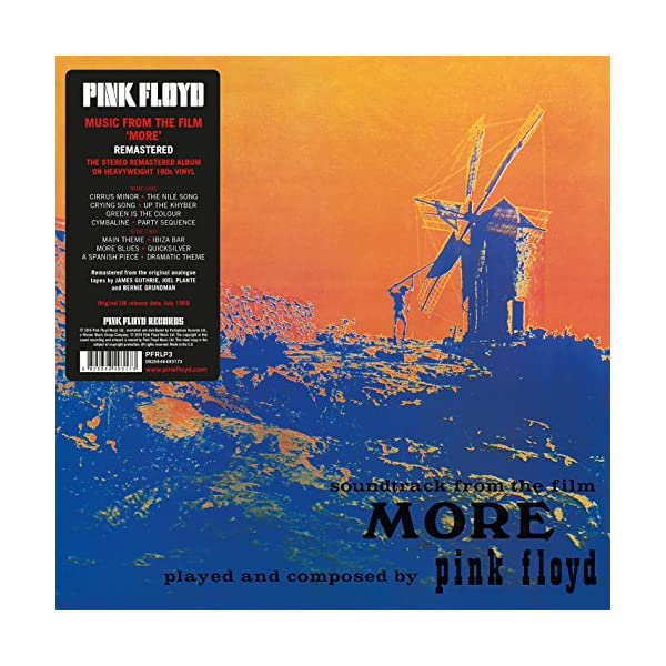 More (Original Film Soundtrack)