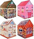 matrasa Spielzelt Kinderzelt - Tierklinik Feuerwehr Kaufladen Prinzessin - 95x72x102 (Kaufladen) für matrasa Spielzelt Kinderzelt - Tierklinik Feuerwehr Kaufladen Prinzessin - 95x72x102 (Kaufladen)