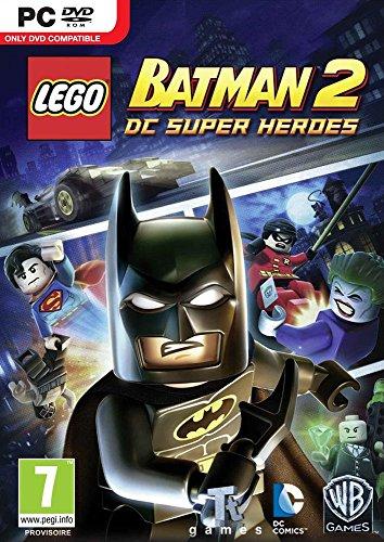 LEGO BATMAN 2 DC SUPERHEROS PC NL (Lego Batman 2 Das Videospiel)