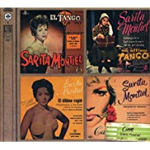 4 Original 45 Ep's by Sara Montiel