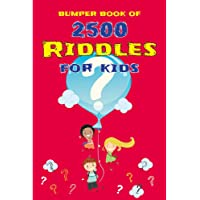 Bumper Book of 2500 Riddles for Kids