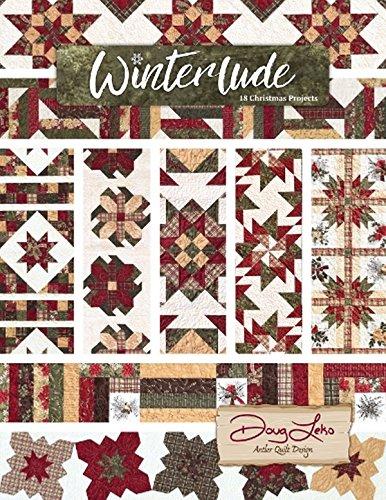 achten Projekte Quilt Muster von Town Square, von Doug Leko von Antler Quilt Design ()