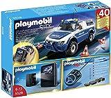 Playmobil City Action - Coche de City Action con cámara y...