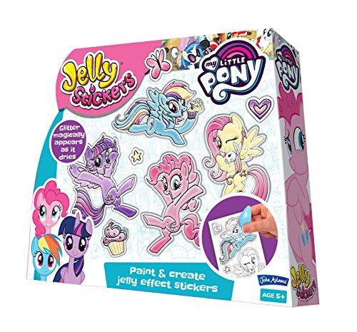 in kleines Pony Jelly-Sticker ()
