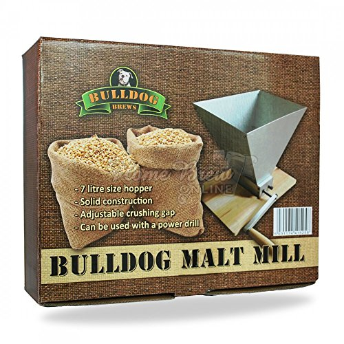 Bulldog Brews Bulldog Malt Mill