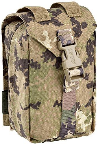 DEFCON 5 Erste Hilfe Tasche Quick Release Medical Pouch Multiland Camouflage