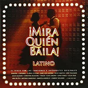 Mira Quien Baila-Latino [Import allemand]